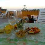 Relax in terrazza vista mare