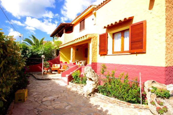 casa esterno giardino ottiolu iocchedda